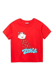 ZUKIE Rain cloud t-shirt 2-16 years