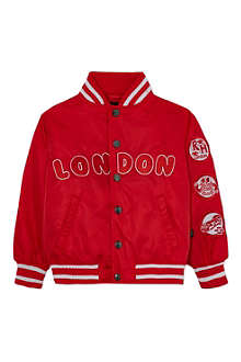 RUFF AND HUDDLE London sports jacket 2-11 years