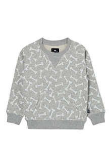 RUFF AND HUDDLE Bones sweatshirt 2-11 years