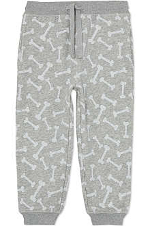 RUFF AND HUDDLE Bones jogging bottoms 2-11 years