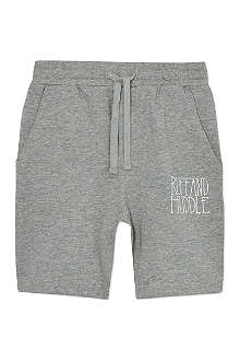 RUFF AND HUDDLE Rude Boy sweatshorts 2-11 years