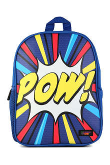 URBAN JUNK Mini Pow print backpack
