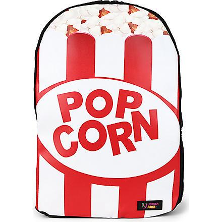 URBAN JUNK Popcorn print backpack (Popin'