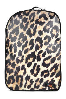 URBAN JUNK Leopard print backpack