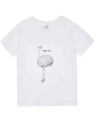 BLACK SCORE Emu Miu t-shirt 2-12 years