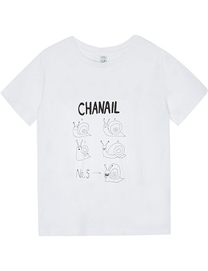 BLACK SCORE Chanail t-shirt 2-12 years