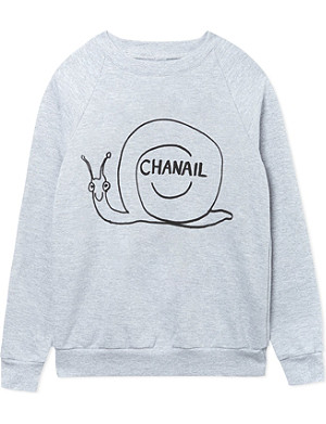 BLACK SCORE Chanail sweatshirt 2-12 years