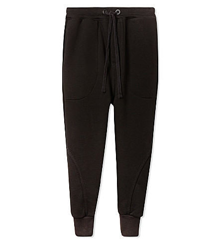 ABANDON SHIP Classic sweatpants 3-14 years (Black