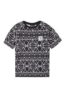 ABANDON SHIP Tribal short-sleeved t-shirt 3-14 years