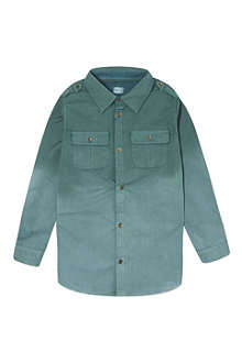 MINI A TURE Mini ombre shirt jacket 2-8 years