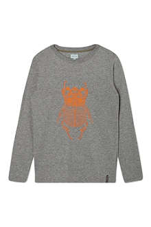 MINI A TURE Bug print tee 2-8 years