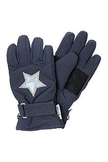 MINI A TURE Star detail ski gloves S-XL