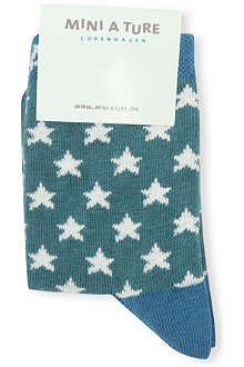 MINI A TURE Star socks 2-8 years