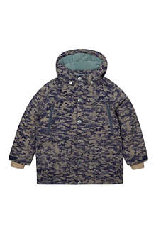 MINI A TURE Camouflage jacket 2-14 years