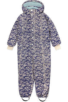 MINI A TURE Camouflage ski suit 3-14 years