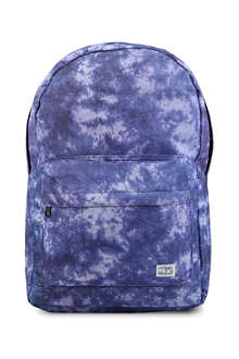SPIRAL Tie-dye backpack