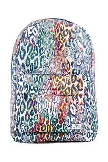 SPIRAL Rusted Leopard backpack
