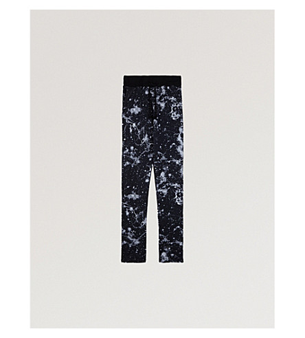 SOMETIME SOON Space cotton jogging bottoms 4-14 years (Ace