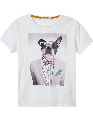 BILLY BANDIT Dog print t-shirt 3-12 years