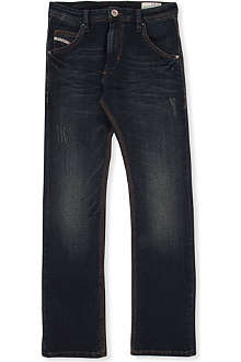 DIESEL Krooley carrot-fit jeans 4-14 years