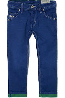 DIESEL Turn-up colour jeans 4-16 years