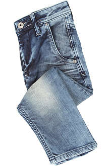DIESEL Curved-leg jeans 4-16 years