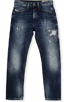 DIESEL Braddom distressed jeans 4-16 years