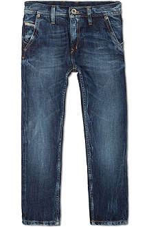 DIESEL Carrot-fit jeans 4-16 years