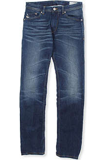 DIESEL Darron slim-fit tapered jeans 4-16 years