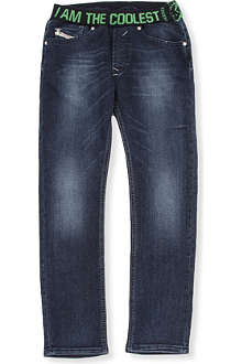 DIESEL Payke regular-fit straight jeans 4-16 years
