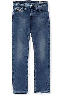 DIESEL Waykee regular straight-leg jeans 4-16 years