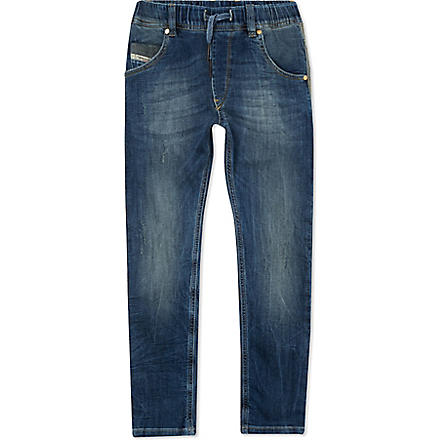 DIESEL Jog jeans 4-16 years (Denim
