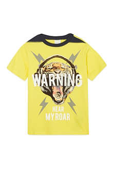 DIESEL Warning Tiger t-shirt 4-16 years