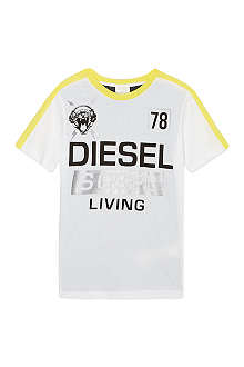 DIESEL Successful Living t-shirt 4-16 years