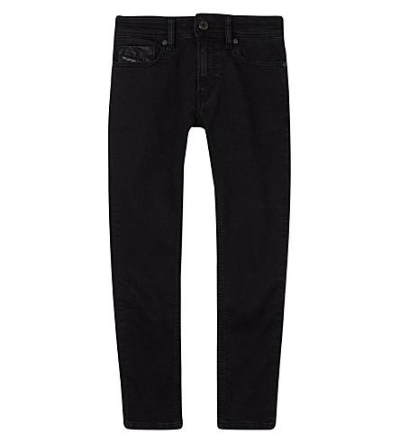 DIESEL Sleenker slim jeans 4-16 years (Dark wash