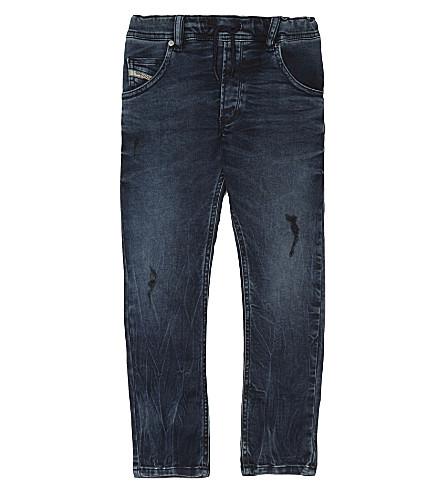 DIESEL Waykee denim jeans 4-6 years (Denim