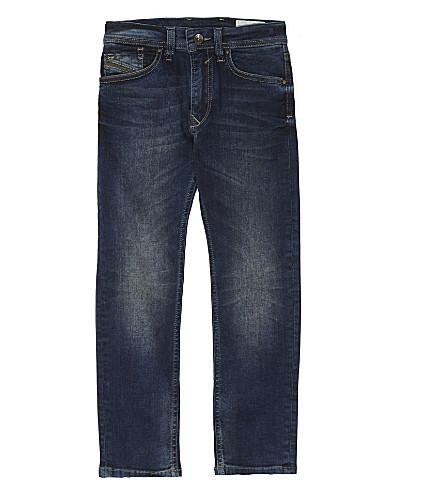 DIESEL Waykee regular fit denim jeans 4-6 years (Denim