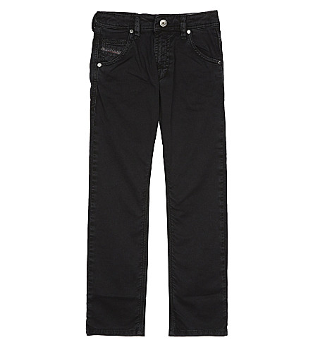 DIESEL Krooley cotton jeans 4-6 years (Black