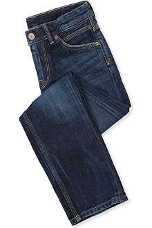 PEPE JEANS LONDON Riveted straight-leg jeans 4-16 years