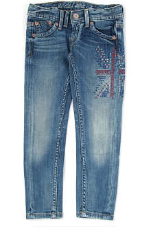 PEPE JEANS LONDON 40th Anniversary straight leg jeans 4-16 years