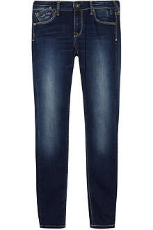 PEPE JEANS LONDON Snake denim jeans 10-16 years