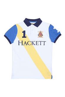 HACKETT Beach sash polo shirt 11-16 years