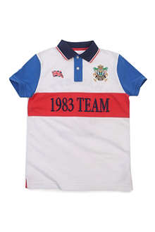 HACKETT 1983 Team polo shirt 11-16 years