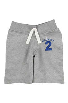 HACKETT Number jersey shorts 2-10 years