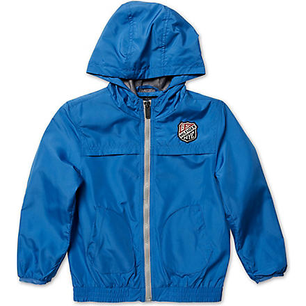TOMMY HILFIGER Hooded windbreaker jacket 4-7 years (Blue