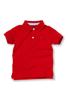 TOMMY HILFIGER Piqué polo shirt 4–7 years