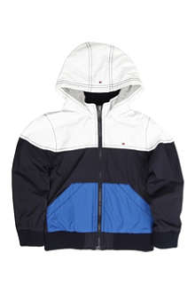 TOMMY HILFIGER Hooded windbreaker jacket 4-7 years