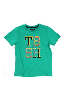 TOMMY HILFIGER Graphic logo t-shirt 4-7 years