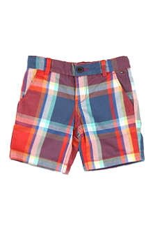 TOMMY HILFIGER Checked shorts 4-7 years