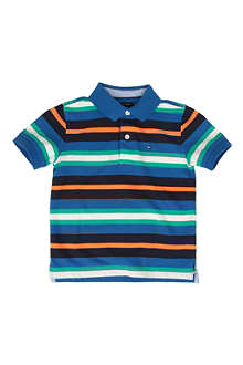TOMMY HILFIGER Striped polo shirt 4-7 years